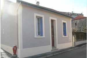 R novation fa ade drome ardeche isere valence romans sur for Decoration facade maison exterieur